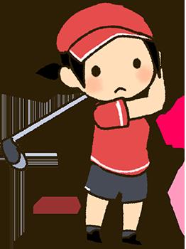 [画像]ゴルフ